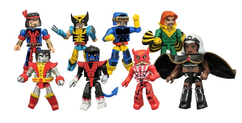 Minimates Series 68 X-Men