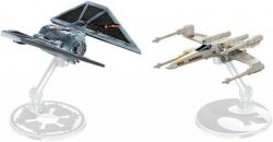 Mattel Hot Wheels TIE XWing
