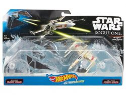 Mattel Hot Wheels TIE XWing Boxed