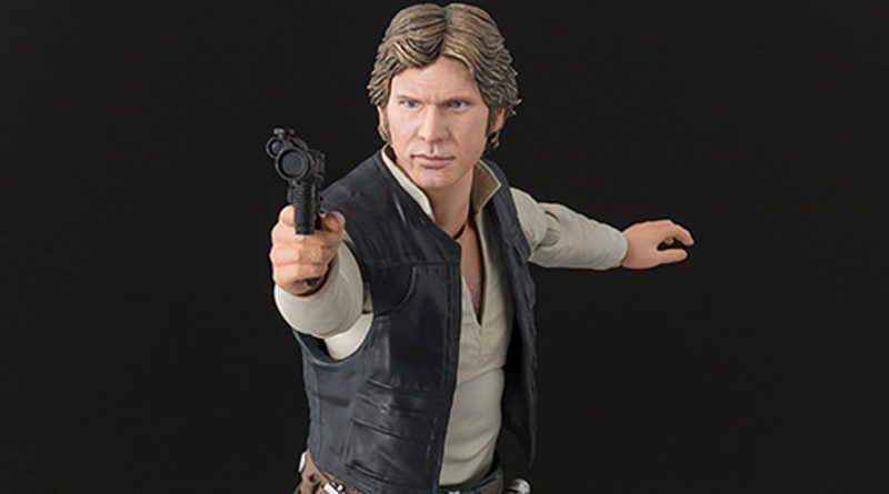 SH Figuarts ANH Han Solo Banner
