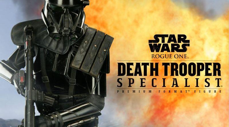 Sideshow Death Trooper Specialist PF Teaser