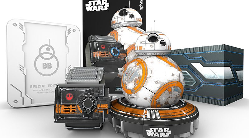 Sphero BB-8 Special Editioin Banner