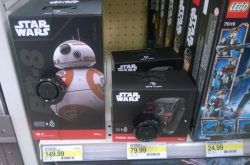 Target BB-8 and Force Band