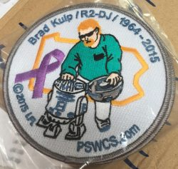 Brad Kulp Charity Patch