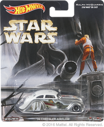 Hot Wheels McQuarrie 34 Chrysler Airflow