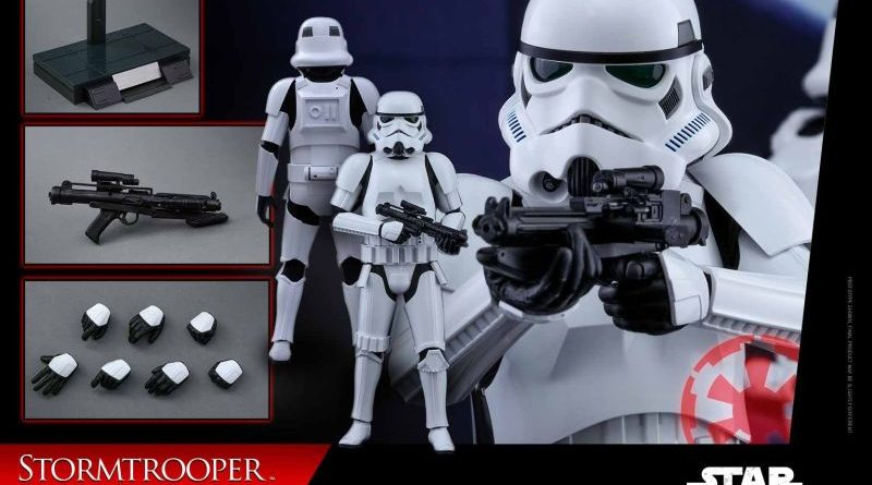 Hot Toys Rogue One Stormtrooper