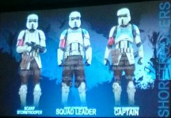 Scarif Stormtrooper Rank