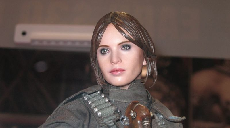 Sideshow Jyn Erso Premium Format