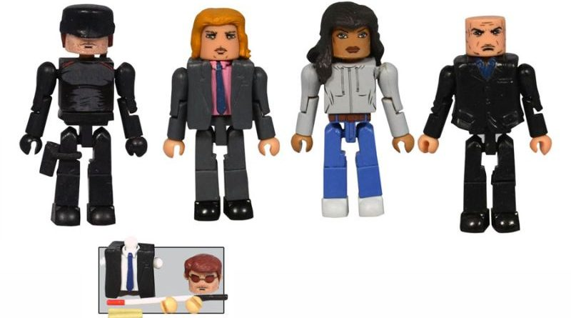 Diamond Select Daredevil Minimates
