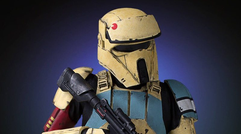 Gentle Giant Shoretrooper Bust Banner