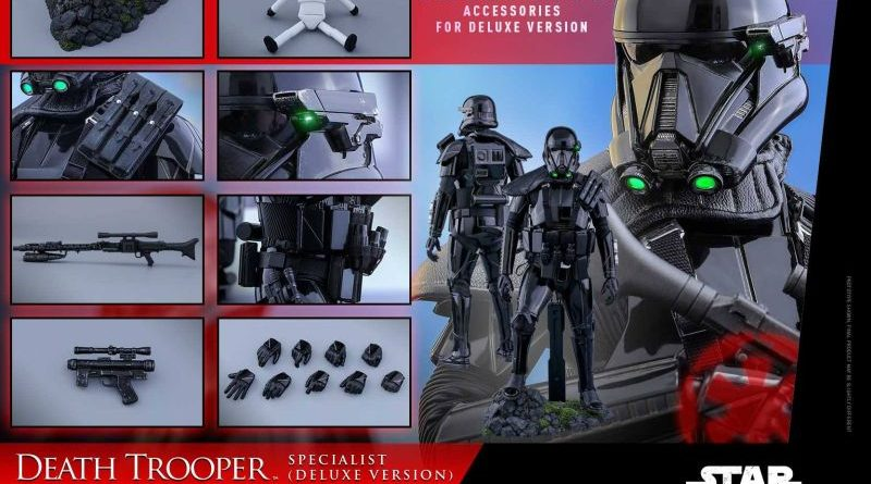 Hot Toys Death Trooper Specialist Deluxe