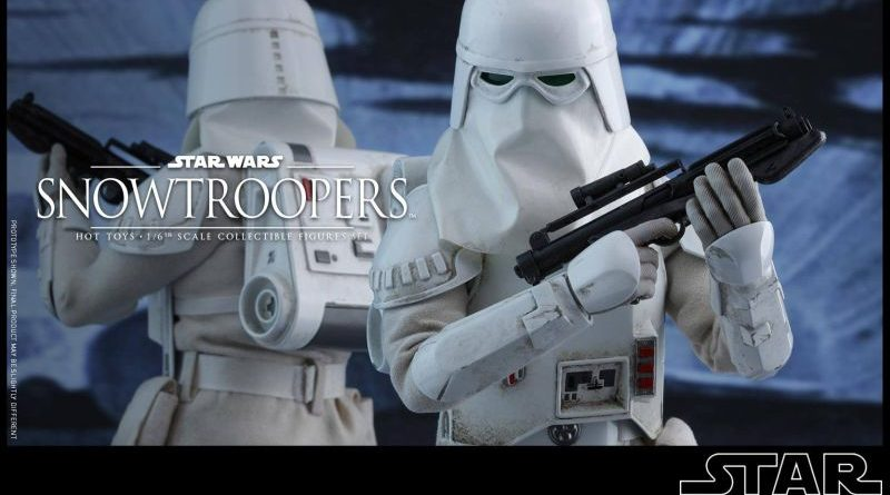 Hot Toys Snowtroopers Pack 01