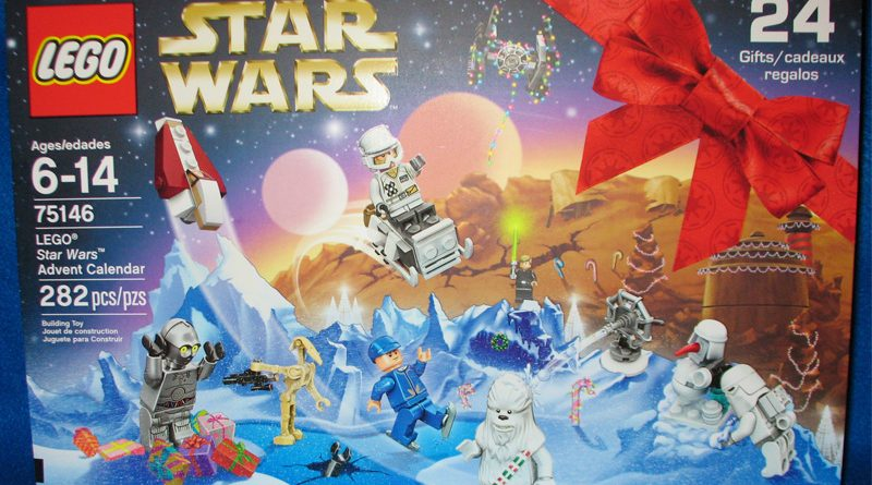 75146 Star Wars Advent Calendar 2016 Banner