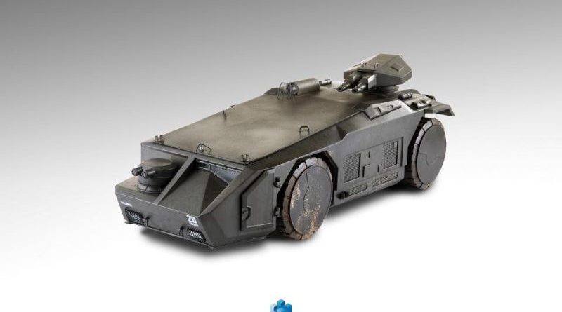 Hiya Toys Aliens APC 01