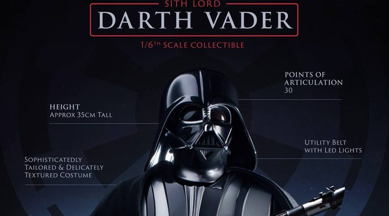 Hot Toys Darth Vader Final Banner