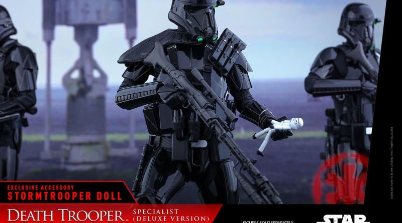 Hot Toys Death Trooper Specialist Deluxe 04