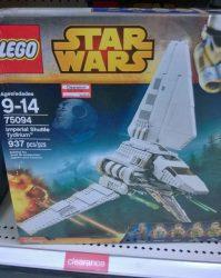 Lego 75094 Imperial Shuttle Tyderium