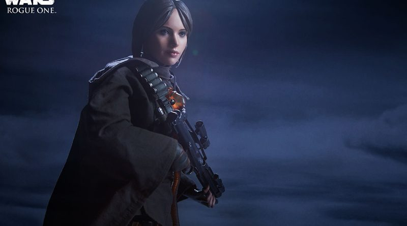 Sideshow PF Jyn Erso Banner