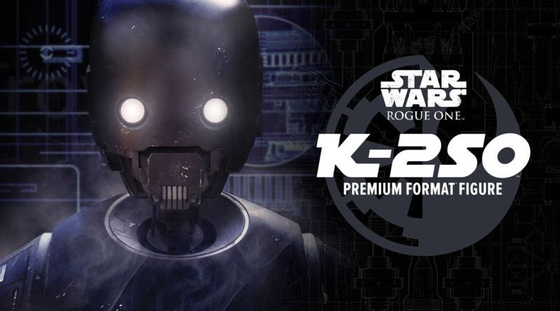 Sideshow Premium Format K-2SO Preview