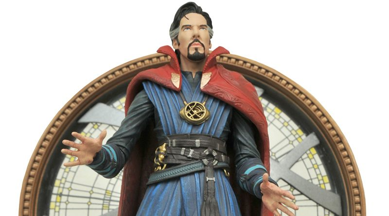 Diamond Select Toys Marvel Select Dr Strange Banner