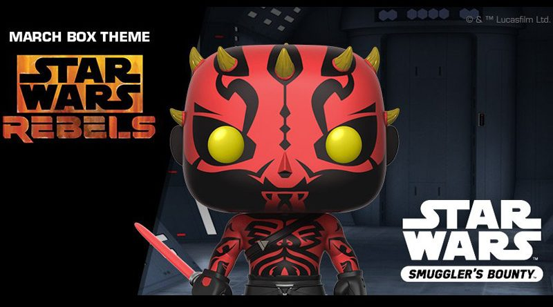 Funko Smugglers Bounty March 2017
