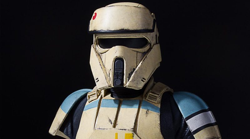 Gentle Giant Classic Scarif Trooper Banner