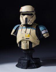 Gentle Giant Classic Scarif Trooper Bust