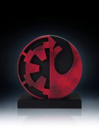 Gentle Giant Imperial Rebel Bookends