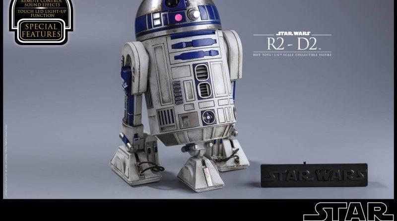 Hot Toys TFA R2-D2 Banner