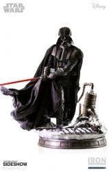 Iron Studios Darth Vader Statue 01
