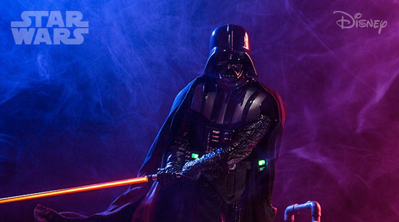Iron Studios Darth Vader Statue Banner