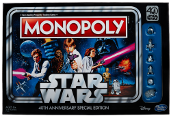 40th Anniversary Monopoly Box