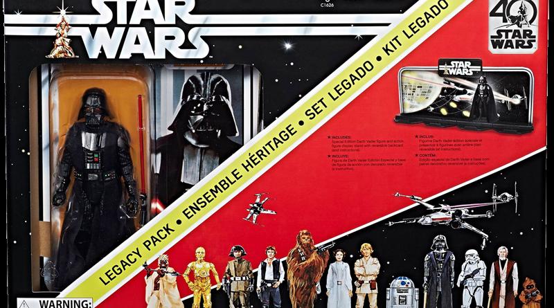 Hasbro Black Series Legacy Pack