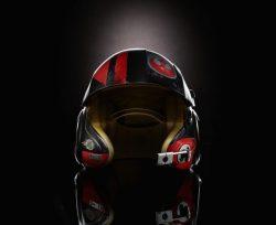 Hasbro Black Series Poe Dameron Helmet