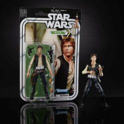 Hasbro BS6 40th Han Solo