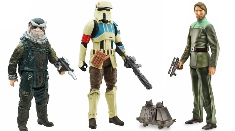 Hasbro Rogue One Wave 4 Banner