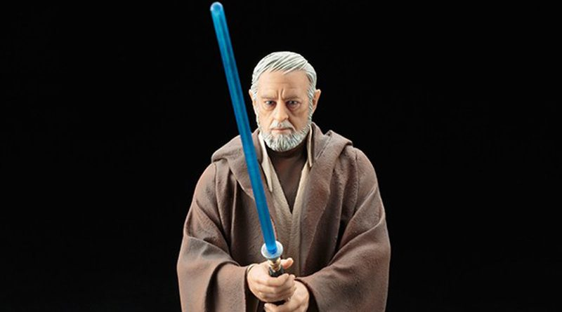 Kotobukiya ARTFX+ ANH Obi-Wan Kenobi Banner