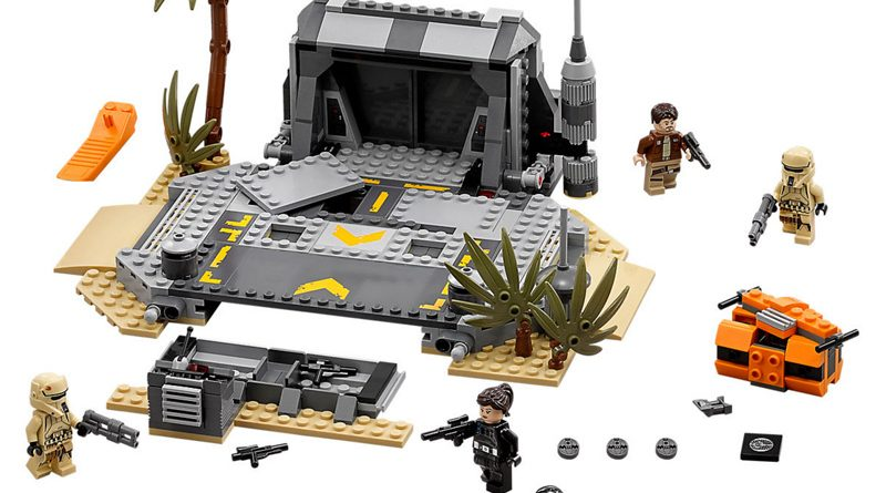 Lego 75171 Battle on Scarif Banner