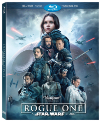Rogue One Blu-Ray Packaging