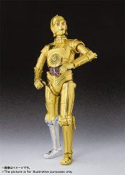SH Figuarts C-3PO 03