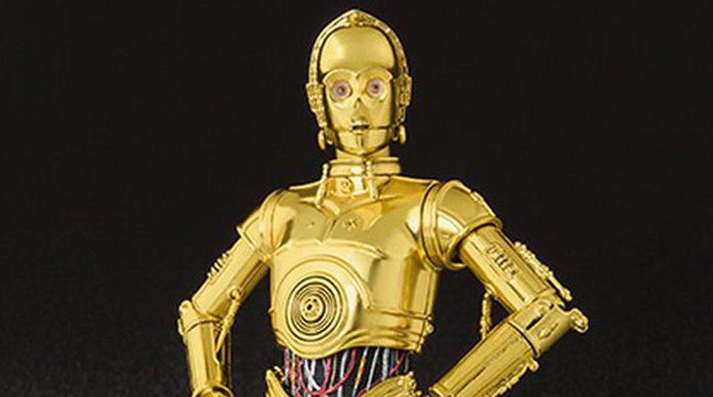 SH Figuarts C-3PO Banner
