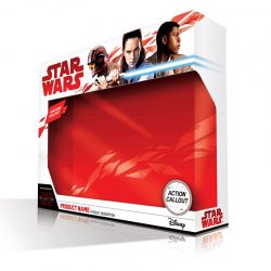 Star Wars The Last Jedi Packaging Preview