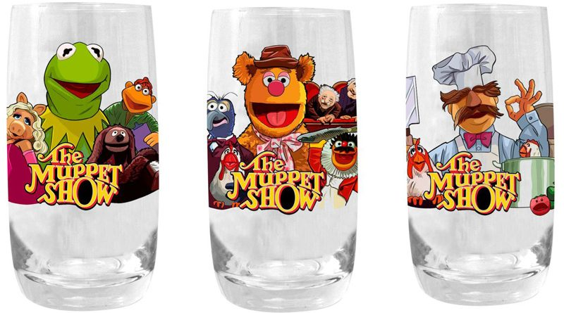 Diamond Select Toys Muppets Tumbler Banner