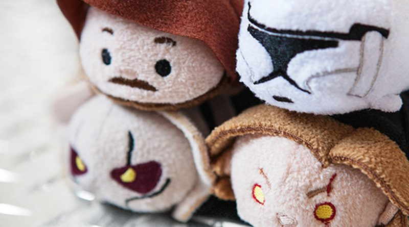 083f813c32e Disney Revenge of the Sith Tsum Tsums Coming April 4th