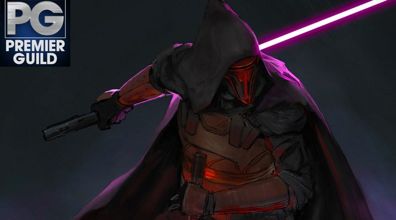 Gentle Giant PGM Darth Revan Gallery Statue Banner