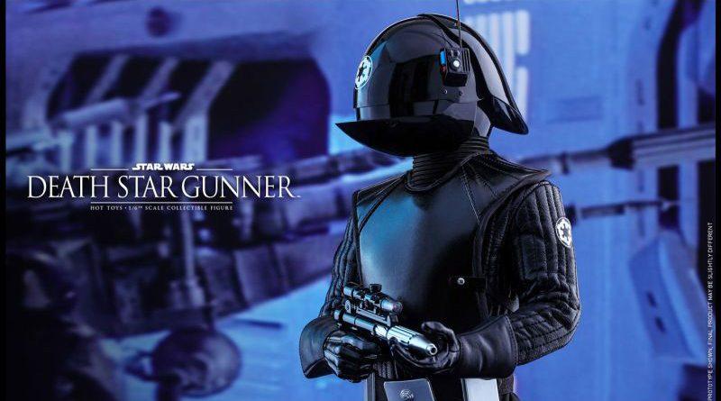 Hot Toys Death Star Gunner Banner