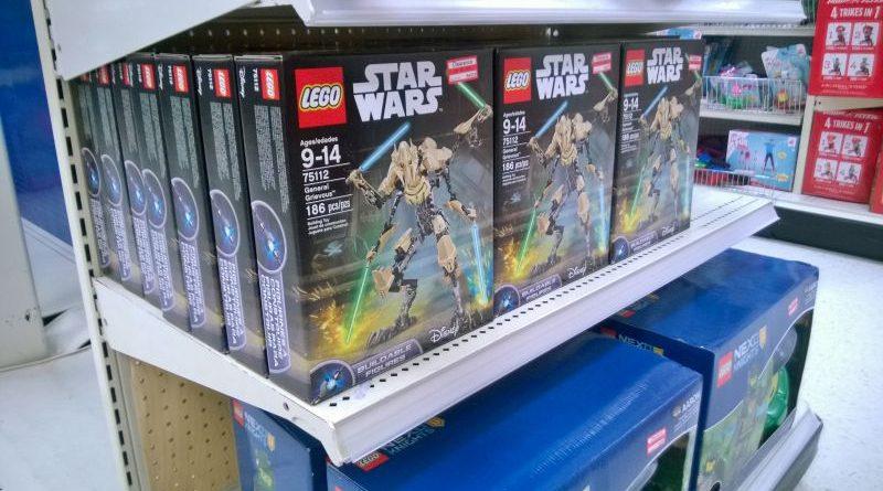Ithaca Lego 75112 General Grievous