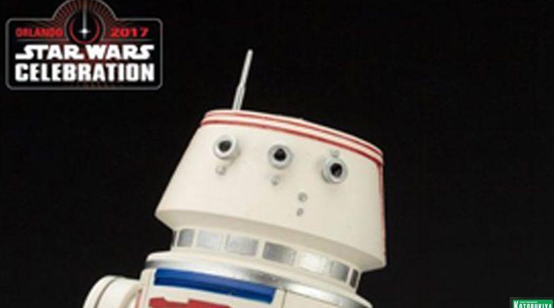 Kotobukiya Star Wars Celebration Orlando 2017 Banner