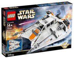 Lego 75144 Snowspeeder 01