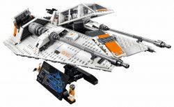Lego 75144 Snowspeeder 02